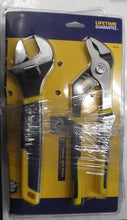 Irwin Vise Grip 2078705 ProPlier Set With Adjustable Wrench - 4-Pc Set