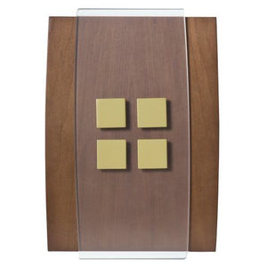 Honeywell RCW3506N Decor Wired Door Chime (No Push)