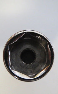 "KD 726119 19mm 3/8"" Drive 6 Point Universal Socket USA"
