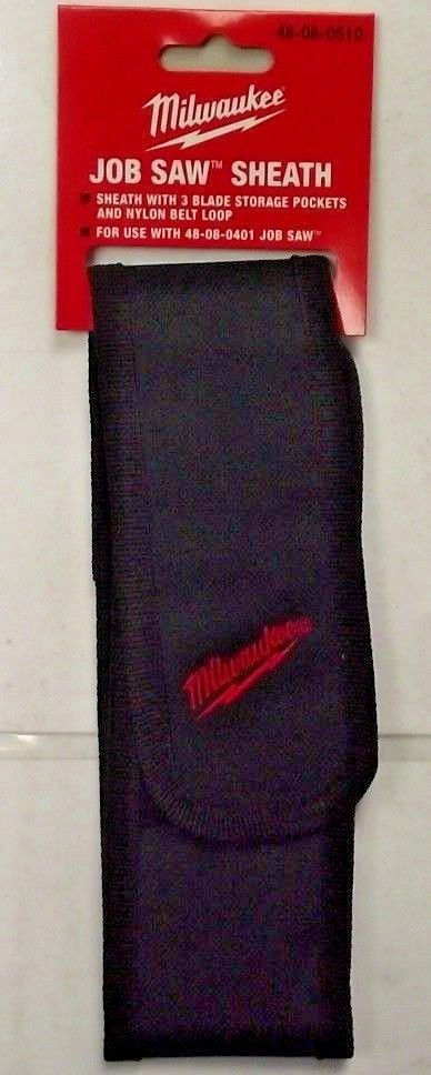 Milwaukee 48-08-0510 Job Saw Sheath Nylon Belt Loop