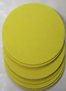 "Porter Cable 75100-25 9"" Drywall H&L Premium Drywall Sanding Discs 100G 25pcs."