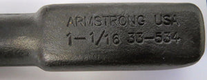 Armstrong 33-534 Striking Wrench 6 Point 1-1/16 HD  USA
