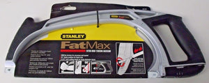 "Stanley 20-531 12"" 24 TPI FatMax High Tension Bi-Metal Hacksaw"