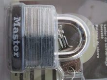 "Master Lock 500D 1-3/4"" Padlock 2 Packs"