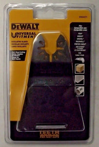 "Dewalt DWA4271 Precision Tooth Oscillating Blade 2-1/2"" USA"