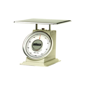 Rubbermaid Pelouze 10200 200 lb. Mechanical Receiving Scale