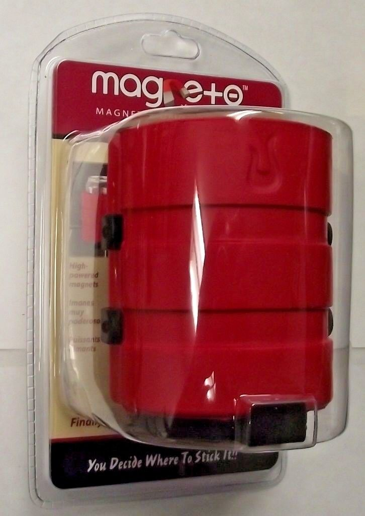 Char-Broil Magneto 5902 Magnetic Can Drink Holder & Cooler For Your Grill