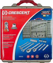 Crescent CTK140CMP Mechanics Tool Set 140-Piece