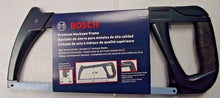 "Bosch BHF1202 12"" High Tension Hacksaw Frame Brazil"