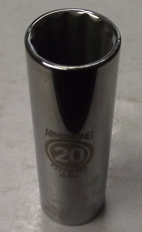 Armstrong 39-320 20mm 12 Point 1/2
