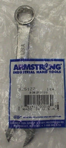 "Armstrong S25122 11/16"" Short Combination Wrench 12Pt. USA"