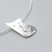 #63 Collier en argent - Richard