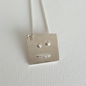 #59 Collier en argent - Louitje