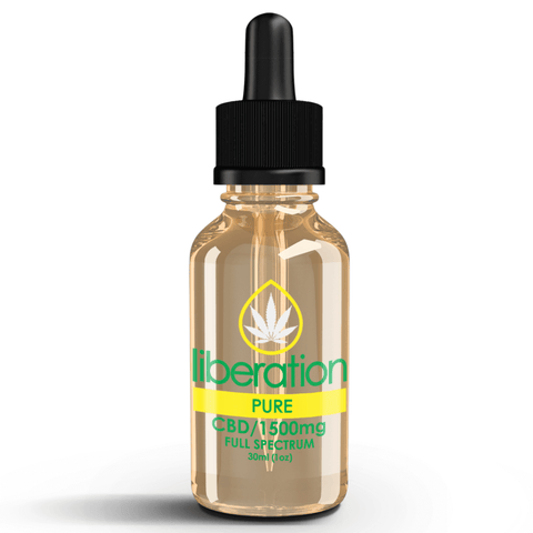Image of Pure CBD Oil - Liberation Products