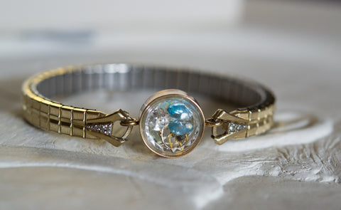 Opal, Topaz, Diamond Stardust band