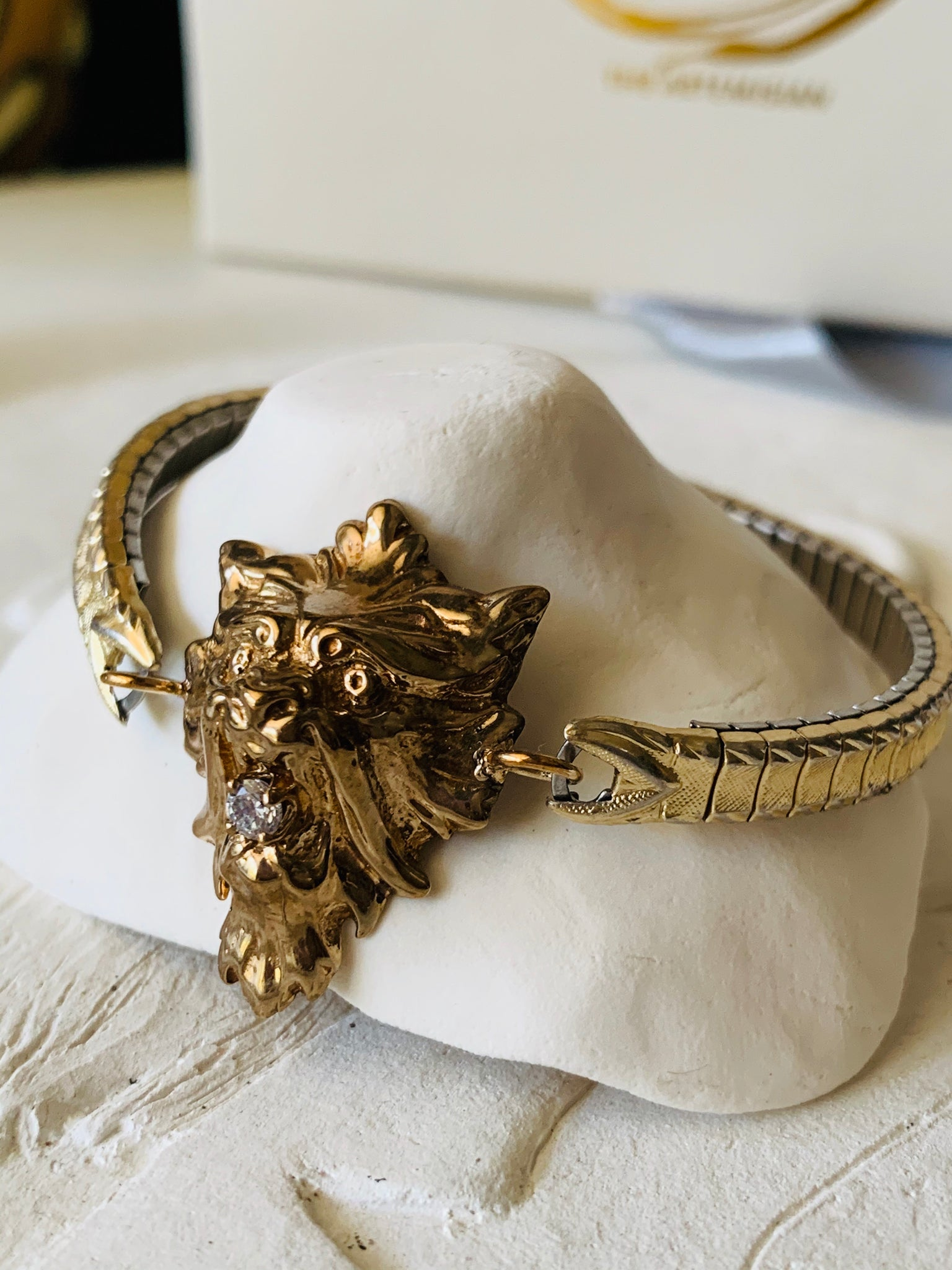 Leo the courage talisman bracelet