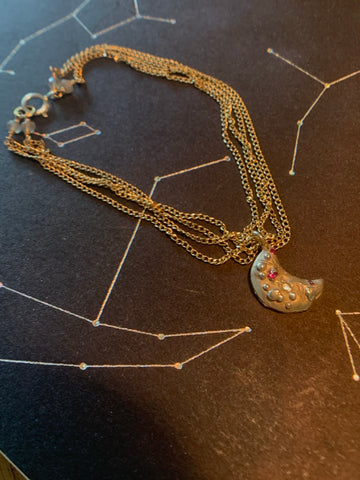 Unearthed collection: Beautiful Monsters Lunar Bracelet