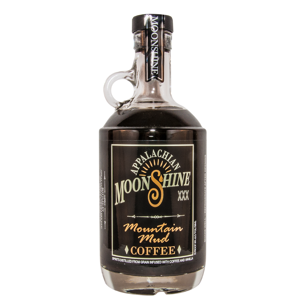 Appalachian Moonshine Coffee Frontansicht