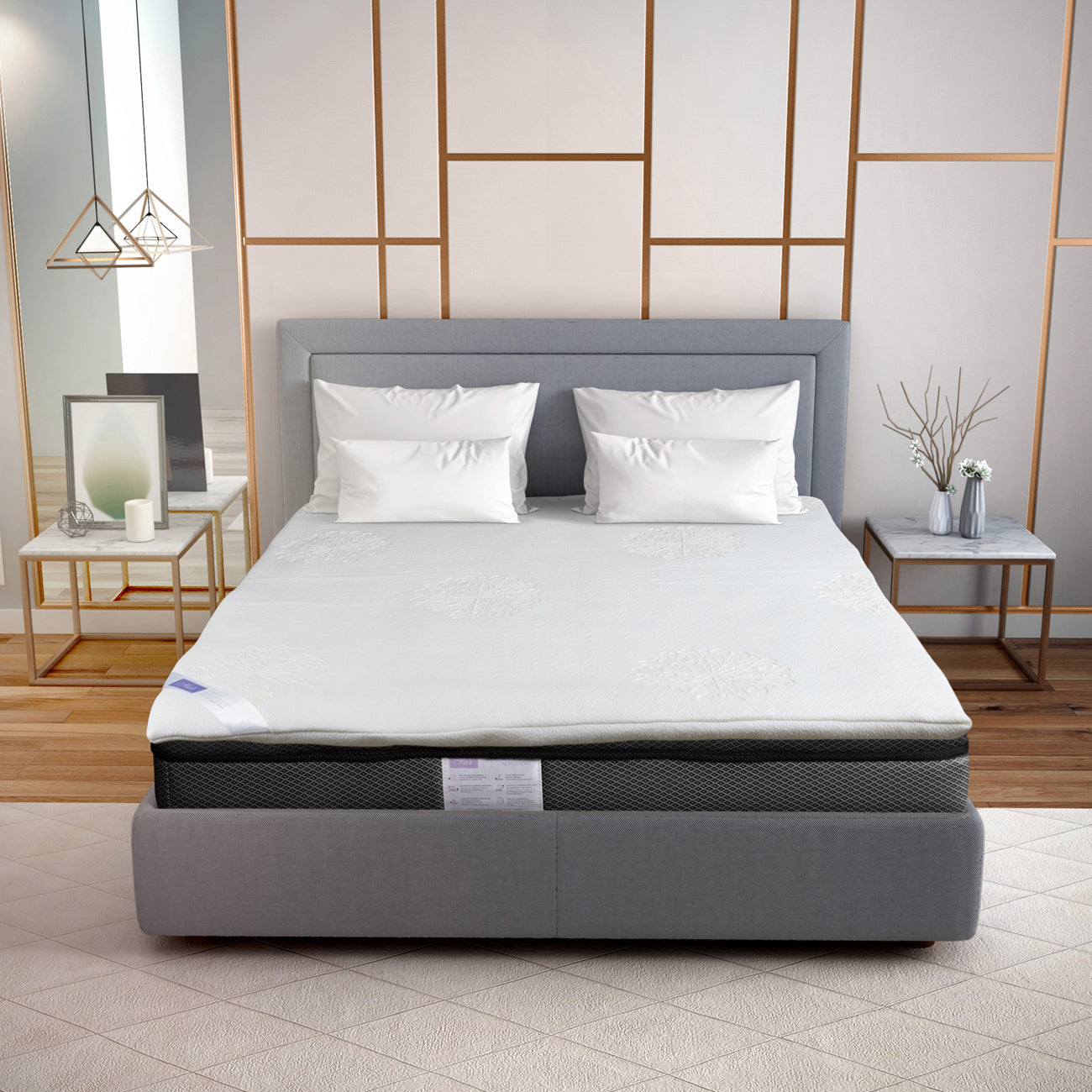 Memory Soft Mattress Topper