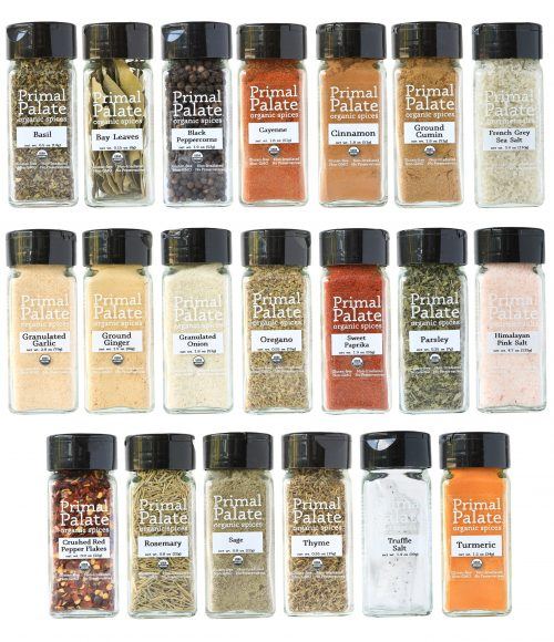 Essential Spices Bundle - SAVE $55 (34% discount)