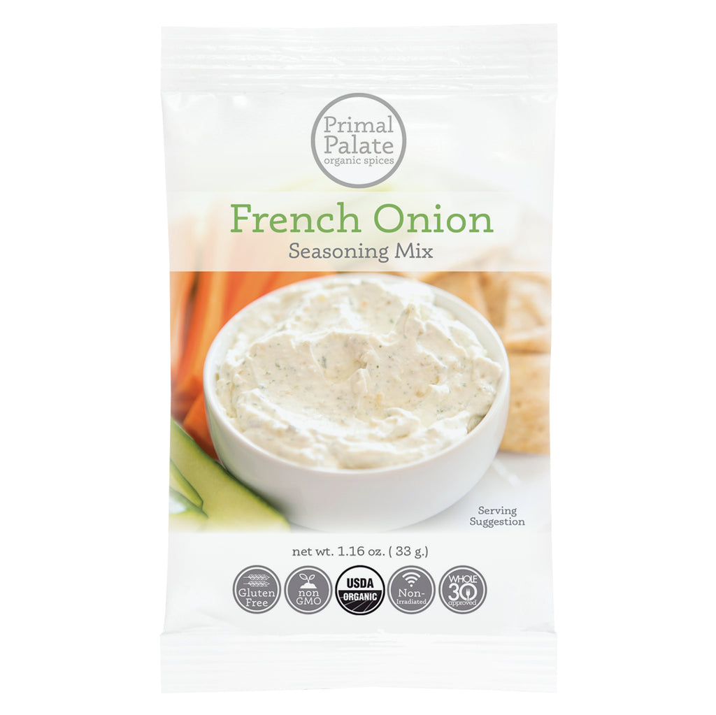 French Onion Seasoning (6 Packets)