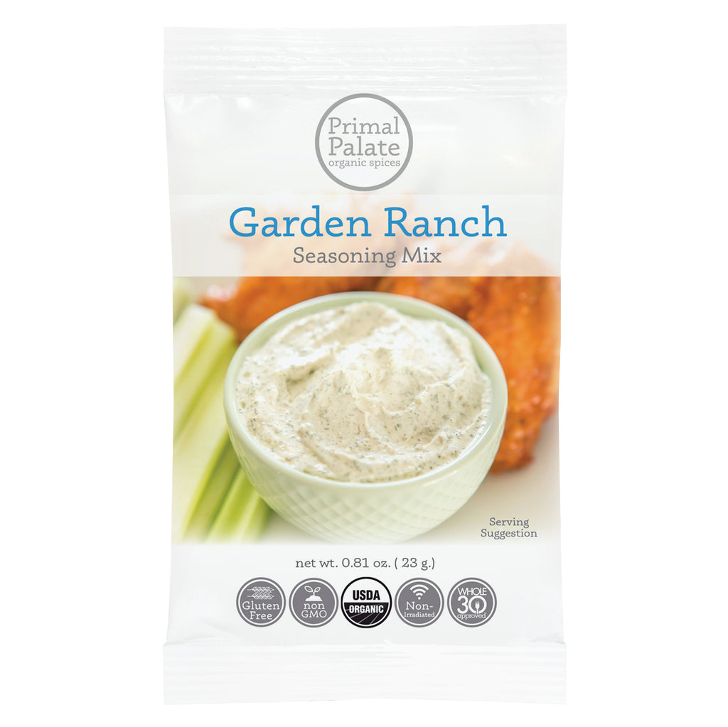 Garden Ranch Seasoning (6 Packets)