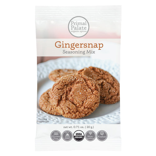 Gingersnap Packets (6)