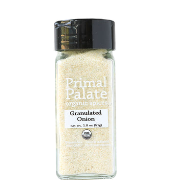 Organic Granulated Onion