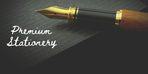 Premium Stationery on great deals and free shipping on orders above Rs.2000