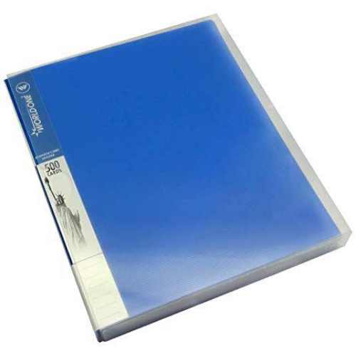 WorldOne Business Card Holder (500)