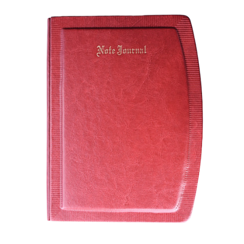 Note Journal by God's Grace