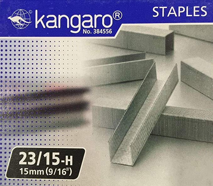 Kangaro 23/15-H Staple Pin