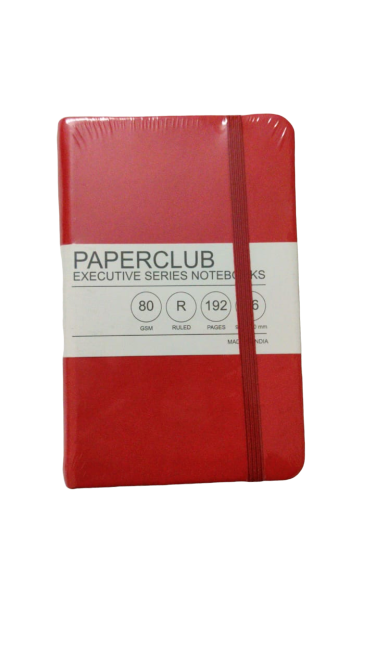 PAPERCLUB Executive Series Notebook