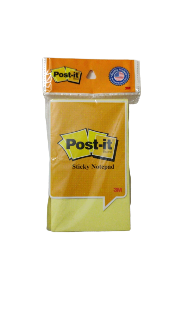 Post-it  Sticky Notepad Long