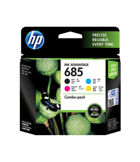 HP 685 COMBO CARTRIDGE