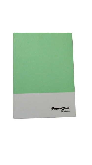 PAPERCLUB Executive Series Notebook A4