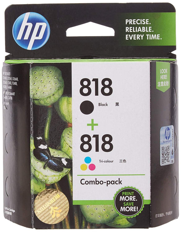 HP 818 COMBO CARTRIDGE