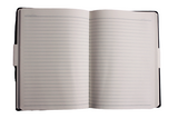 Fluct Notebook by Anupam With Elastic Closure A5 192 pages (Single-Ruled pages)