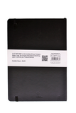 Fluct Notebook by Anupam With Elastic Closure A5 192 pages (Plain pages)