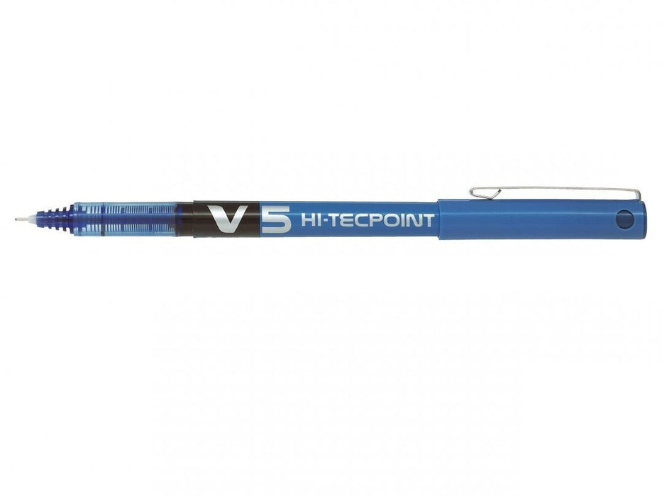 Pilot V5 Hi-Techpoint 0.5 Blue
