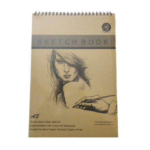 Sketch Book- A5 Size