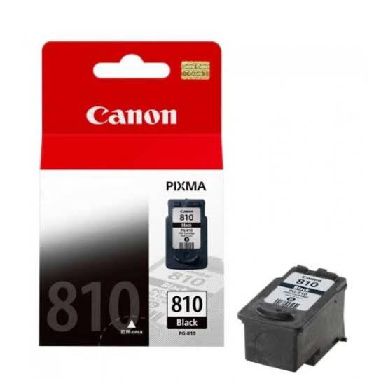 CANON PG-810 BLACK CARTRIDGE