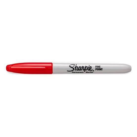 Sharpie fine tip pack of 8