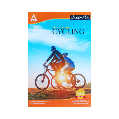 Classmate exercise book 29.7 x 21 cm- 140 pages (Pack of 5)