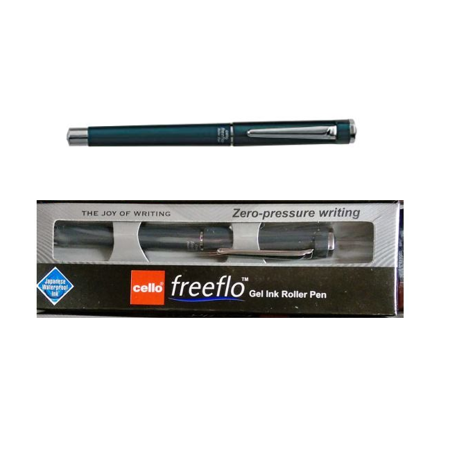 Cello Freeflo Gel ink Roller Pen
