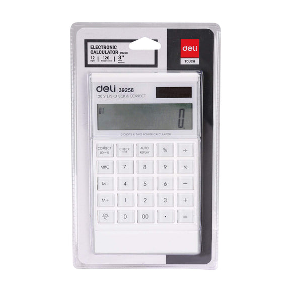 Deli touch electronic Calculator- 39258