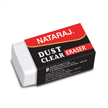 Natraj Eraser ( Dust clear )