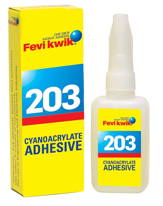 Fevi kwik 203 instant adhesive by pidilite 20g