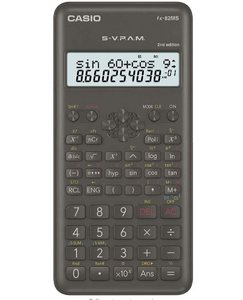 Casio Scientific Calculator- Fx-82MS (Non-programmable)