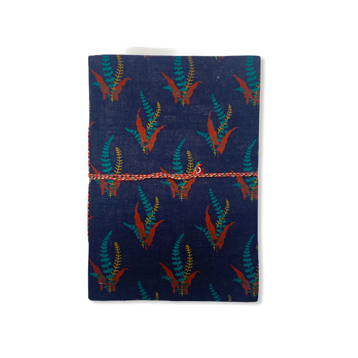 JAIPUR HAND MADE NOTE BOOK ( A4 CLOTH COVER 7 )